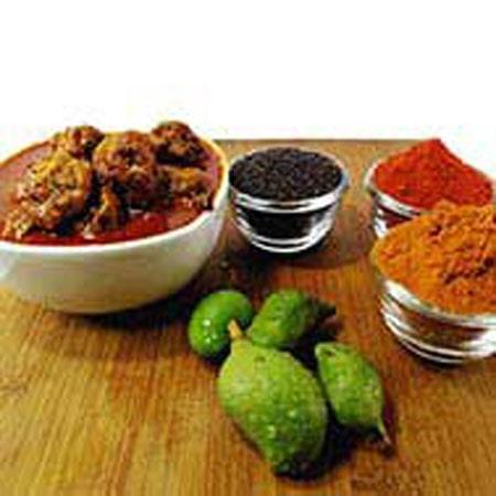 Special Vadu Mango Spicy